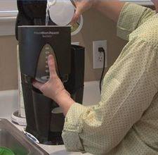 Como limpar maquina de cafe