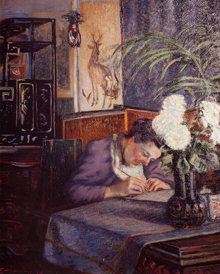 impressionistic writing Virginia woolf and literary impressionism know that woolf would have labeled her writing as impressionistic—but she had a hypothesis about.