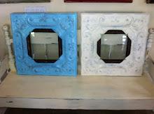 Custom Tin Frames- sold