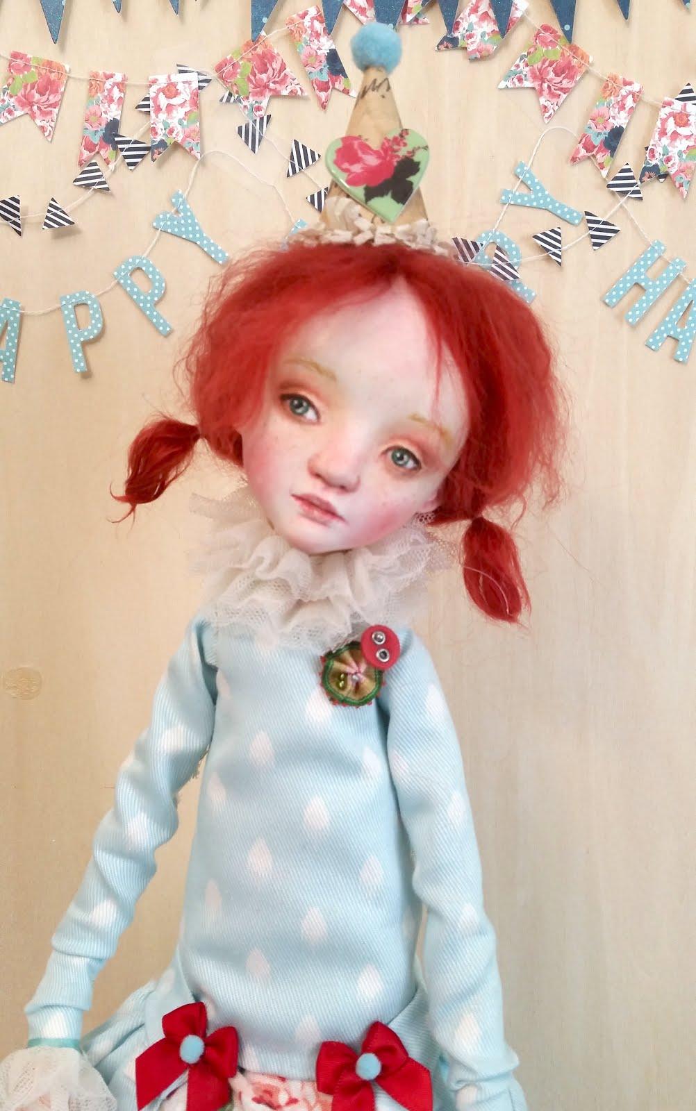 Sculpt a Doll Class