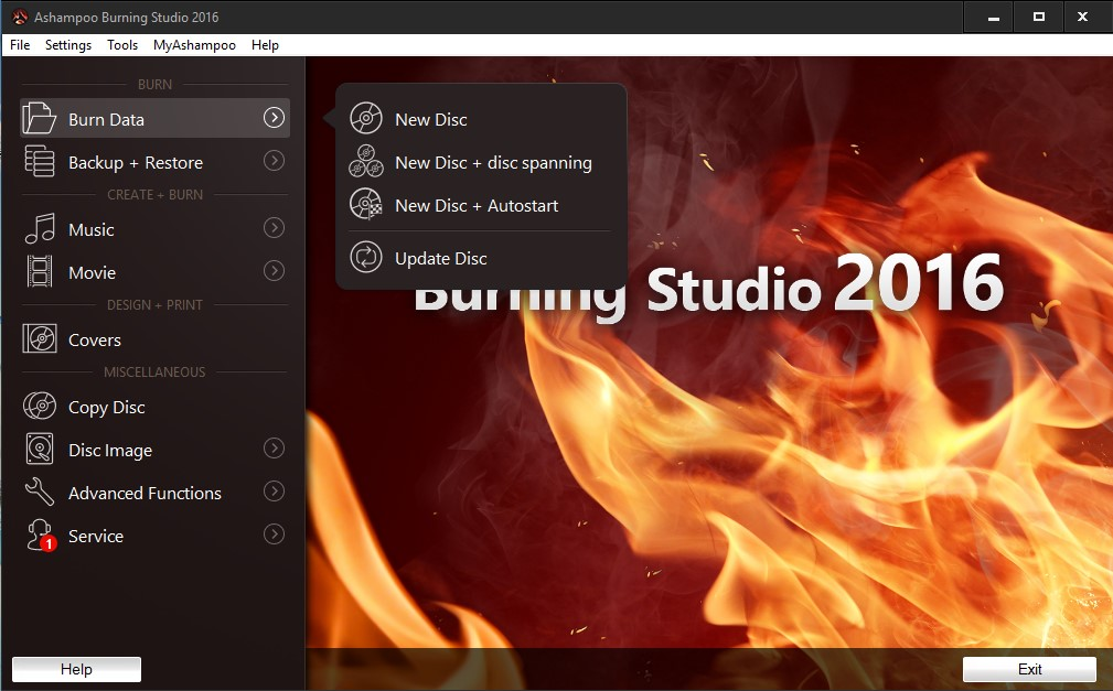 ashampoo burning studio 9 serial key