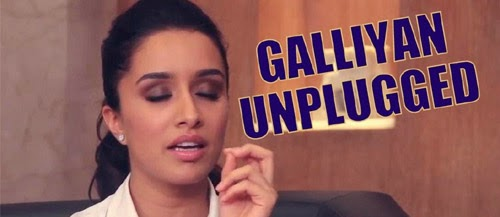 Galliyan (Unplugged) Piano Notes : Unplugged Piano Notes : Piano Daddy