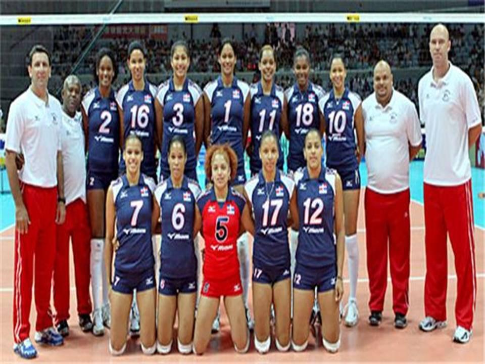 voleibol de la republica dominicana: