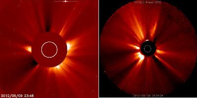 LLAMARADA SOLAR CLASE M1.2, 10 DE SEPTIEMBRE 2012