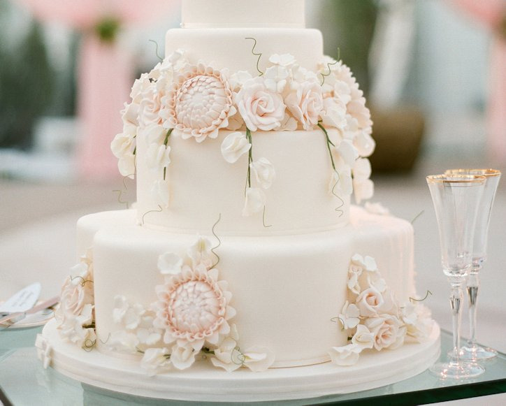 Unique And Latest Wedding Cake