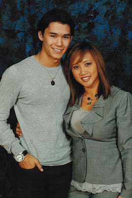 w/ BooBoo Stewart ~ 2011 Breaking Dawn Convention