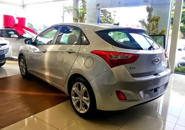 foto do novo Hyundai i30 2014