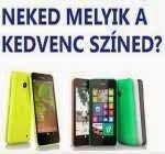 Nyerj Lumia 535 okostelefont a Microsofttól
