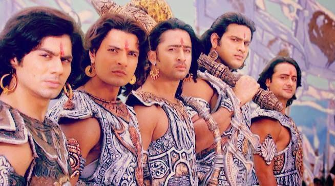 Kumpulan Foto Selfie Pemain Mahabharata