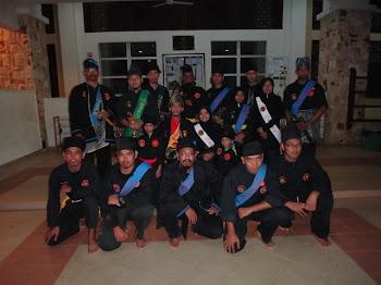 BARISAN MAJLIS TERTINGGI PERTUBUHAN SENI SILAT GAYUNG GHAIB SERANTAU MALAYSIA