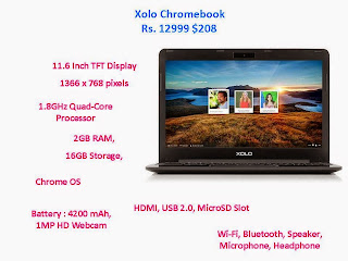 unboxing Xolo Chromebook,Xolo Chromebook hands on,Xolo Chromebook review,Xolo Chromebook price and specification,Nexian Air Chromebook,unboxing,hands on,price,feature,Xolo Chromebook specification,configuration,chromebook,budget laptops,laptops under rs. 13000,11.6 inch laptops,11.6 notebook,11.6 inch chromebook,11.6 Inch,1.8GHz quad-core,2GB RAM,16GB storage,Chrome OS,Battery 4200 mAh,HDMI,USB 2.0,Wi-fi,Computer