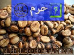 hukum kopi luwak haram halal