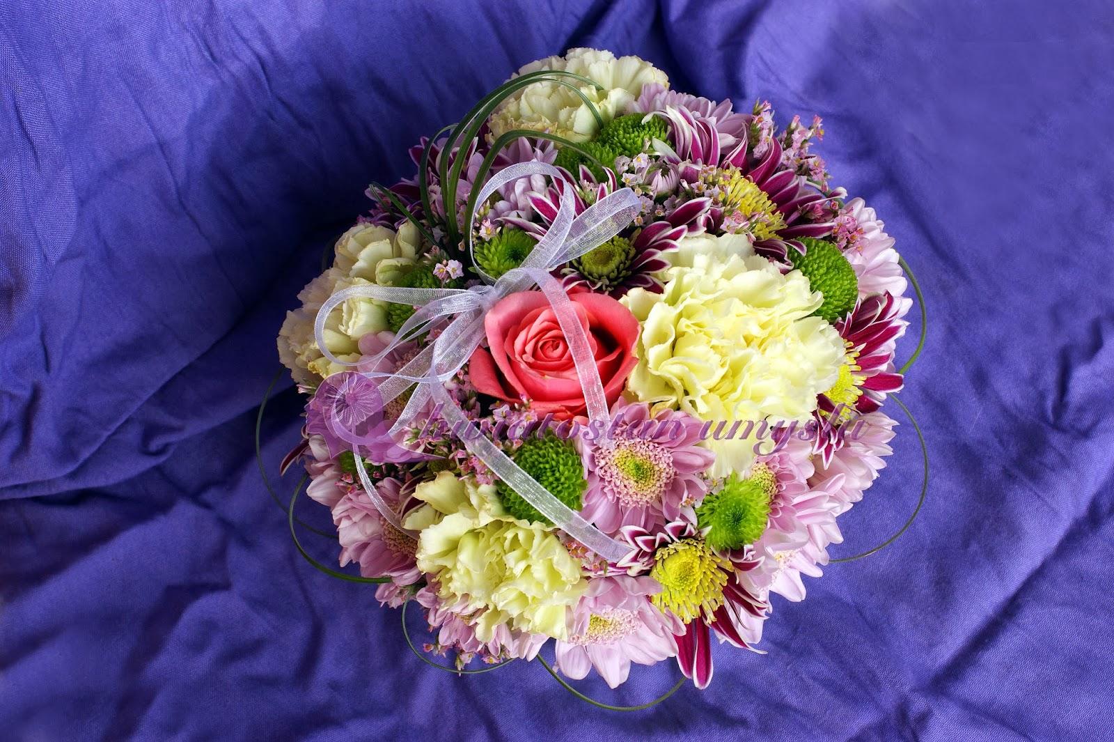 inflorescence of mind kwiatostan umysłu urodzinowe kwiatki kasi