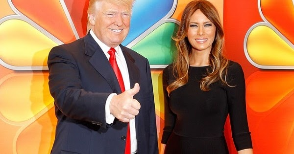... ? Heights of Celebrities: How Tall is Donald Trump and Melania Trump