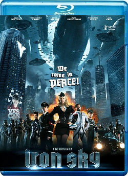 Filme Poster Iron Sky BDRip XviD & RMVB Legendado