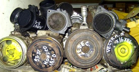 Расходомер воздуха для автомобильного кондиционера