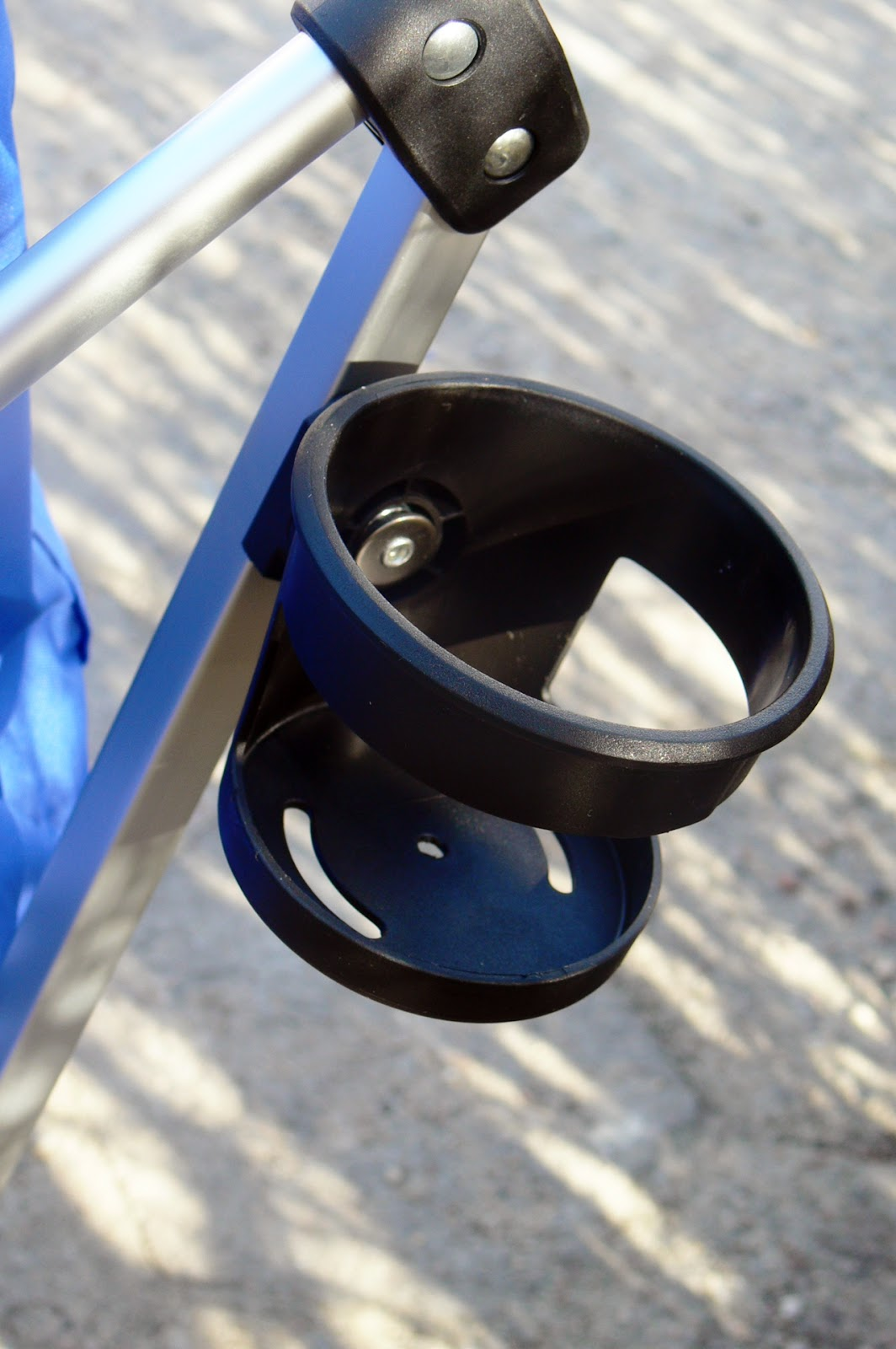 wózek Caretero Gringo uchwyt na napoje