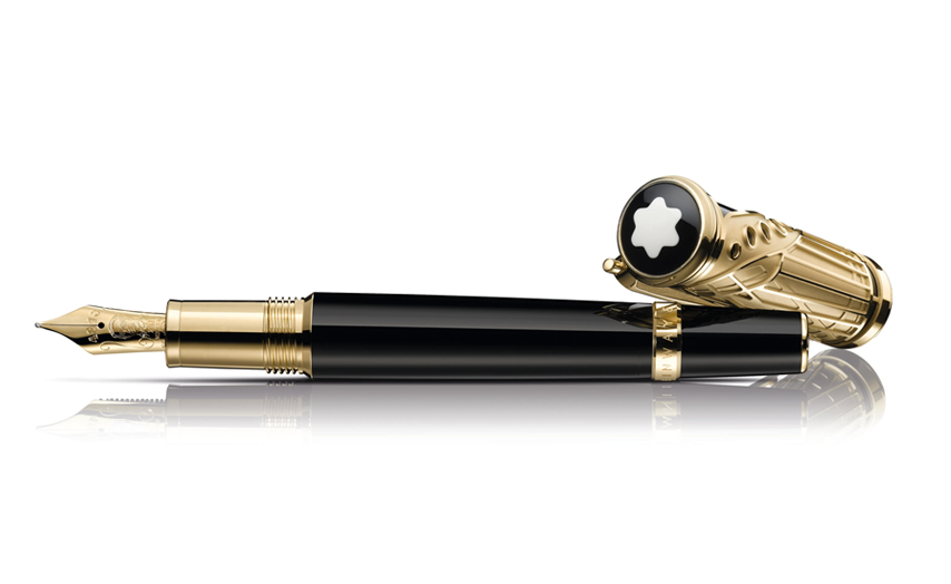 MONTBLANC HENRY.E.STEINWAY 4810