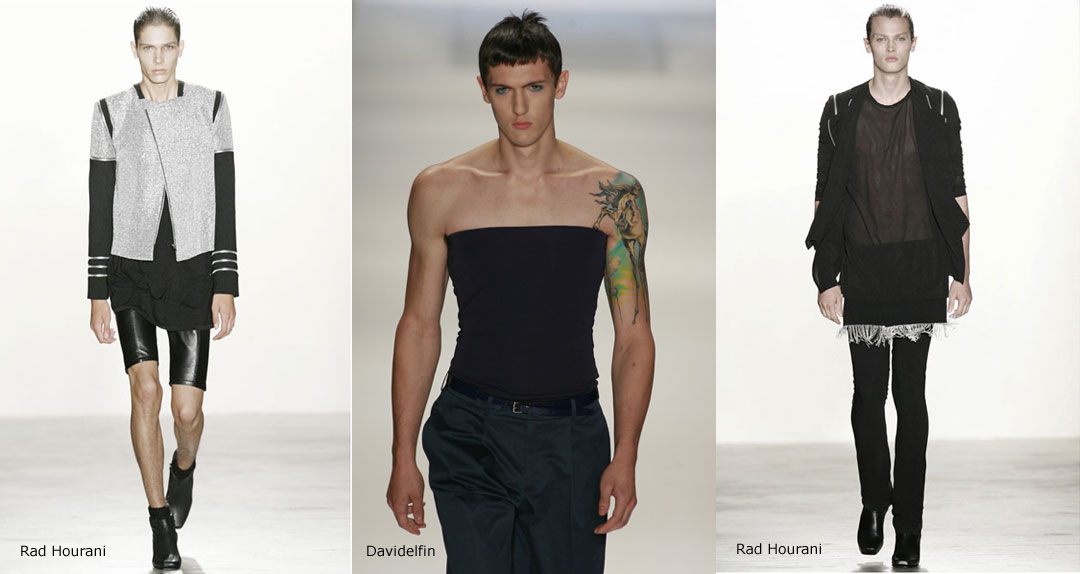 Androgyny Feminine Men http://dylaninthecity.blogspot.com/2013/01/the-new-wave-androgyny-fashion.html