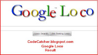 Google Loco I'm Feeling Lucky