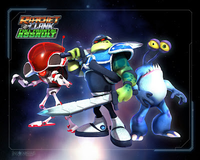 Ratchet and Clank Full Frontal Assault Mini Boss Skin Pack DLC