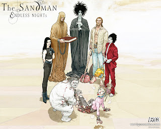 os sem fim os perpétuos sandman endless