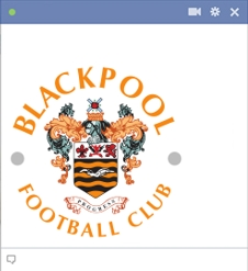Blackpool FC Emoticon