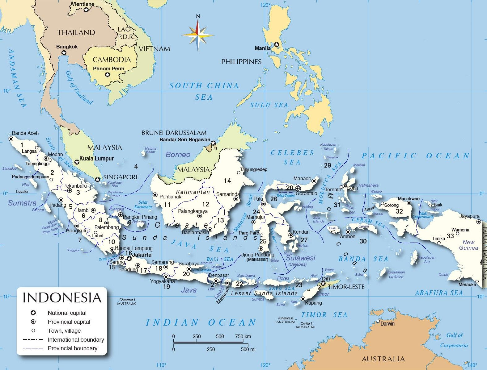10 transcontinental countries top 10s indonesia sciox Image collections