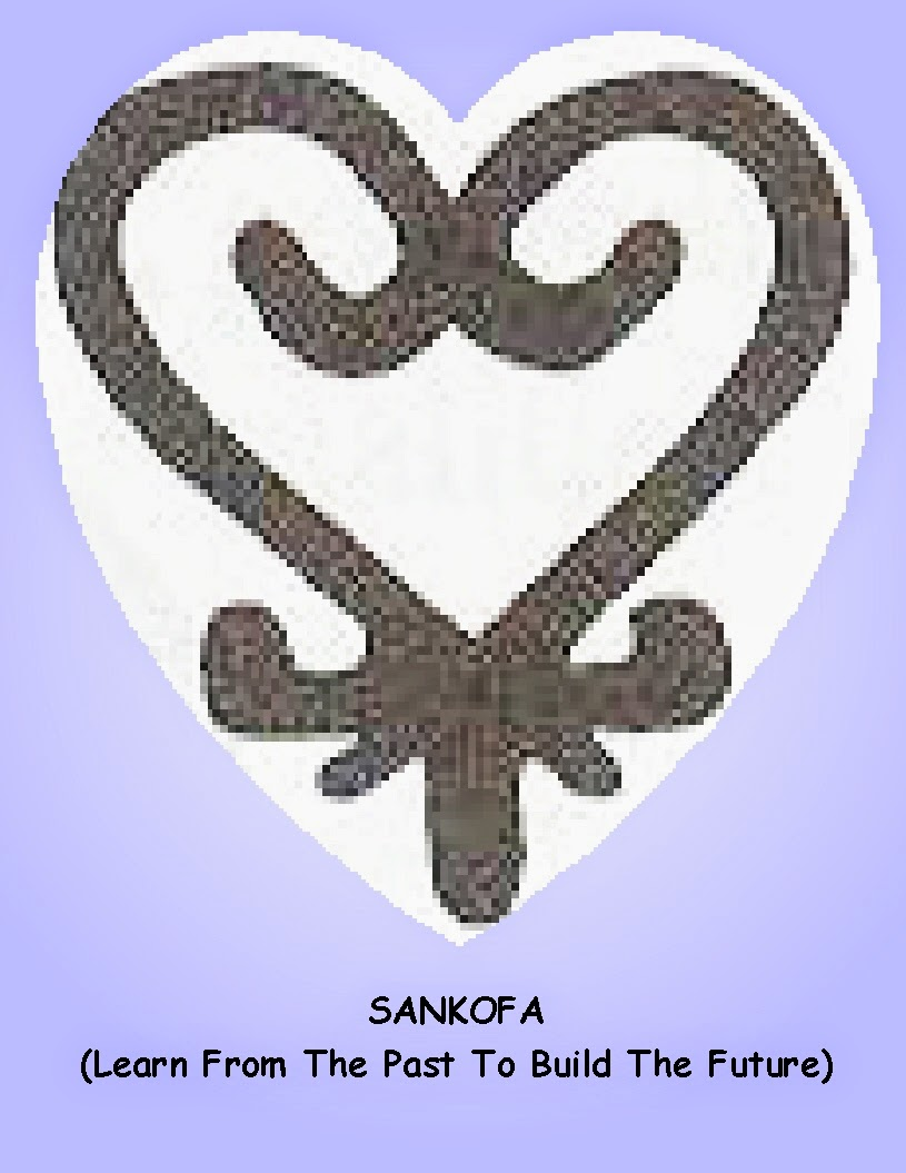 Sankofa adinkra symbol images symbol and sign ideas adinkra tatoos the sankofasang ko fah symbol has a variety of looks this is two looks buycottarizona