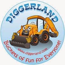 Diggerland in Kent