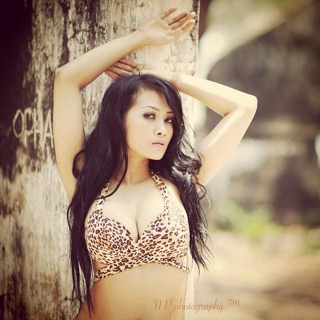 Image Result For Ratu Kirana Hot Photoshoot Bikini Terbaru Koleksi