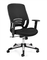 Offices To Go Mesh Back Managers Chair