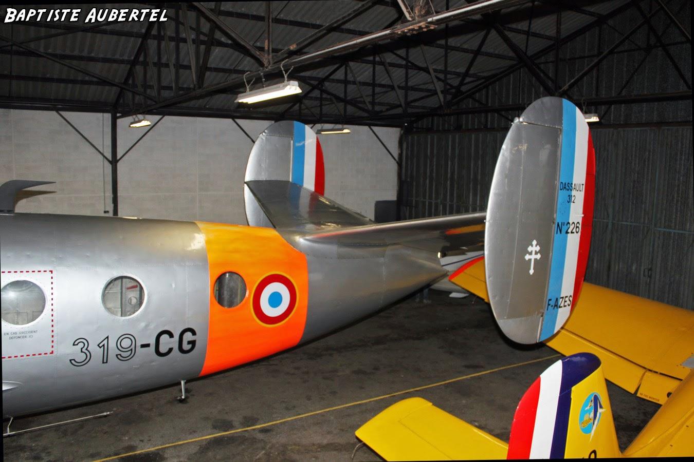 Montbéliard Dassault 312