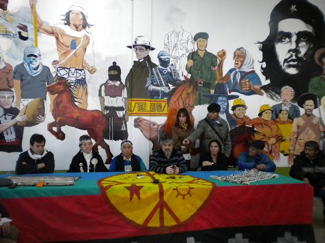 Recuperación de los restos de más de 50 niñas, niños, mujeres y hombres Mapuche-Tehelche.