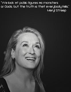 Meryl Streep Quotes