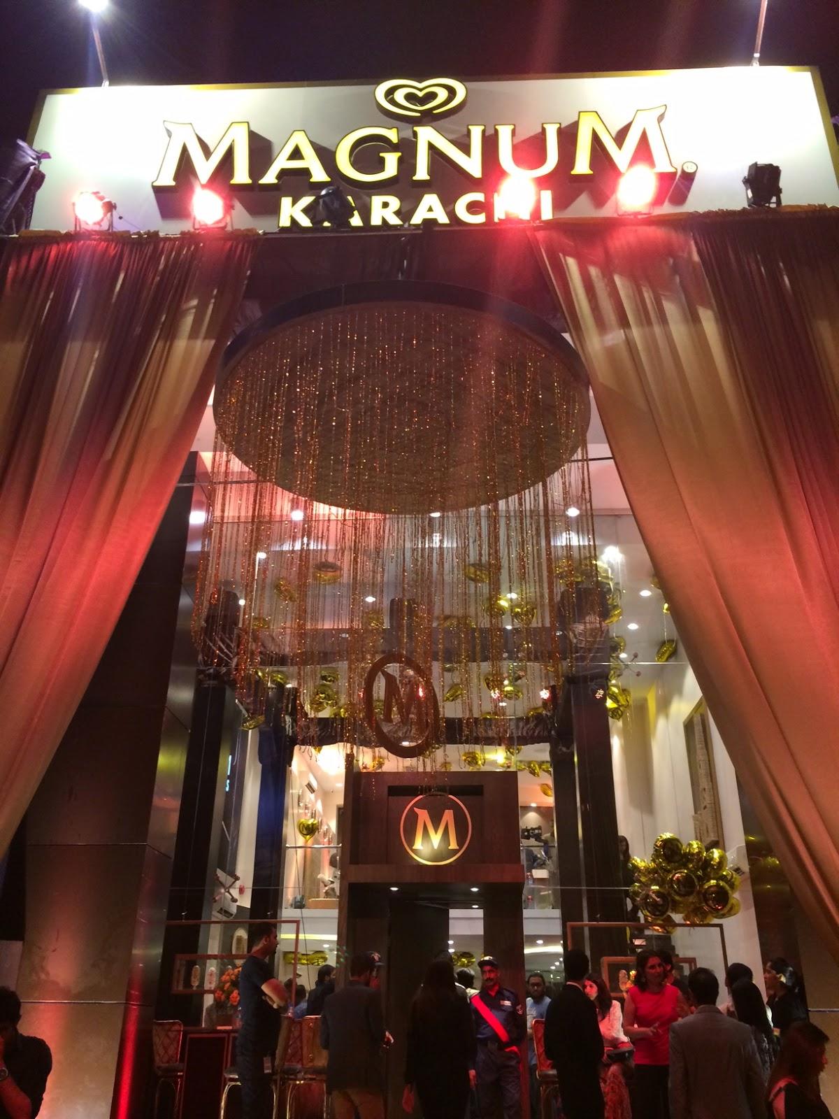 Magnum Store Karachi