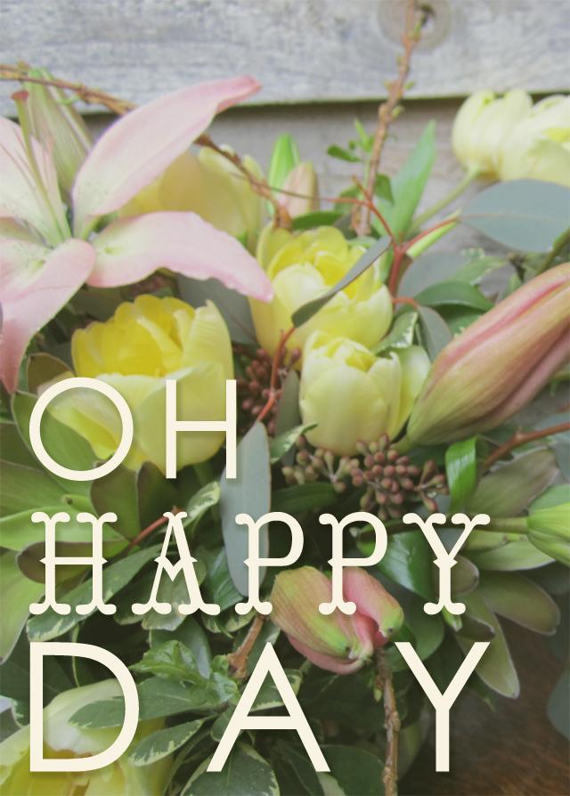 A Wayward Wind - Oh Happy Day