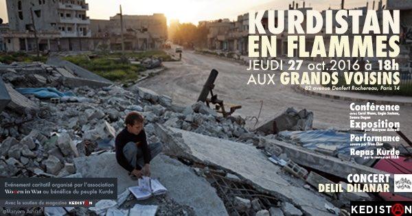 KURDISTAN EN FLAMES