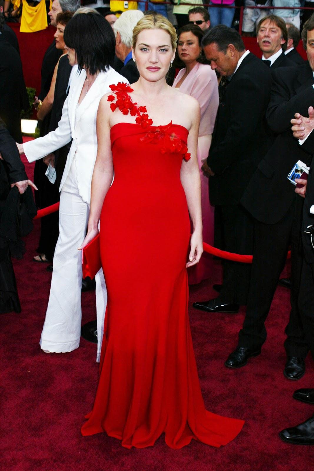 Kate Winslet Oscar 2002