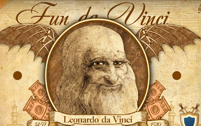 Fun Da Vinci walkthrough.