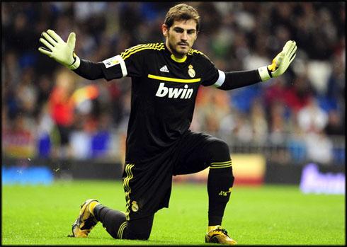 Iker Casillas Real Madrid  2012  Wallpaper