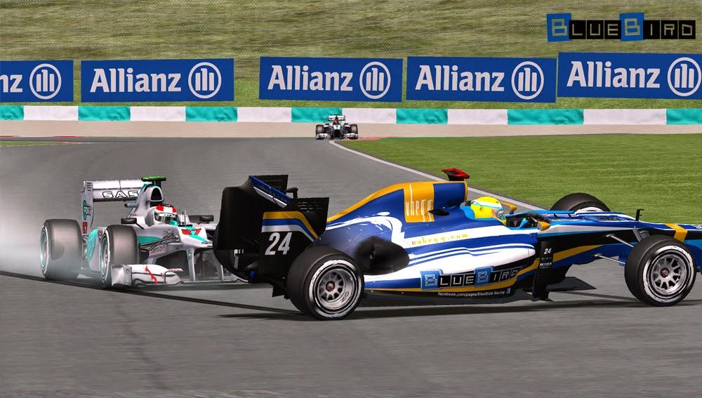 Maláj Nagydíj, Formula-1 Szentliga, Szentliga, szimulátorbajnokság, BlueBird Racing, sport, F1,