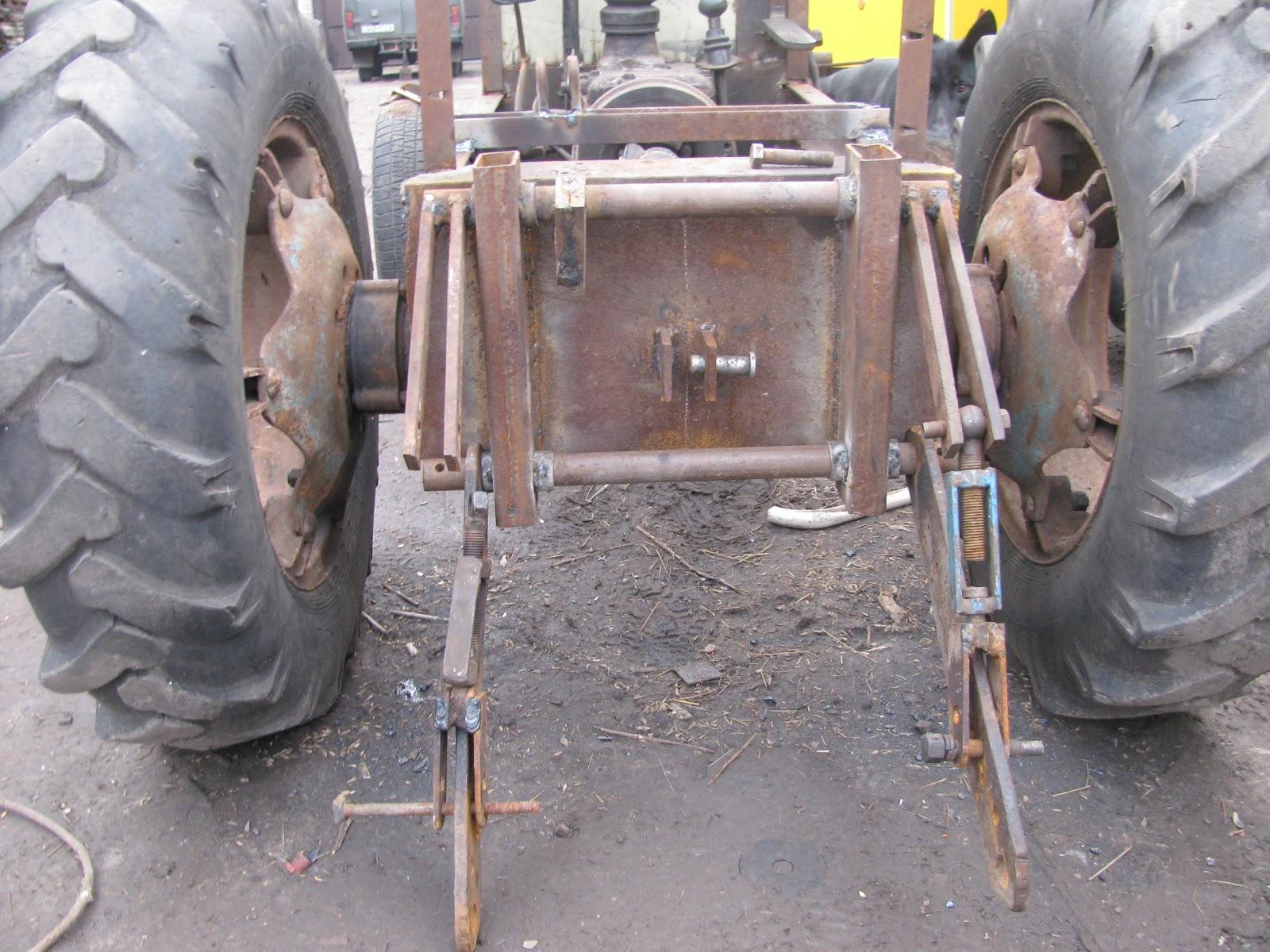 Как сделать трактор. - m 44