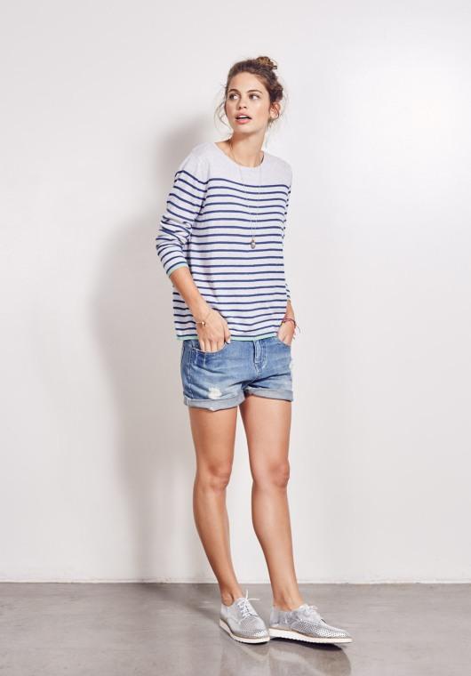 Hush Denim Shorts