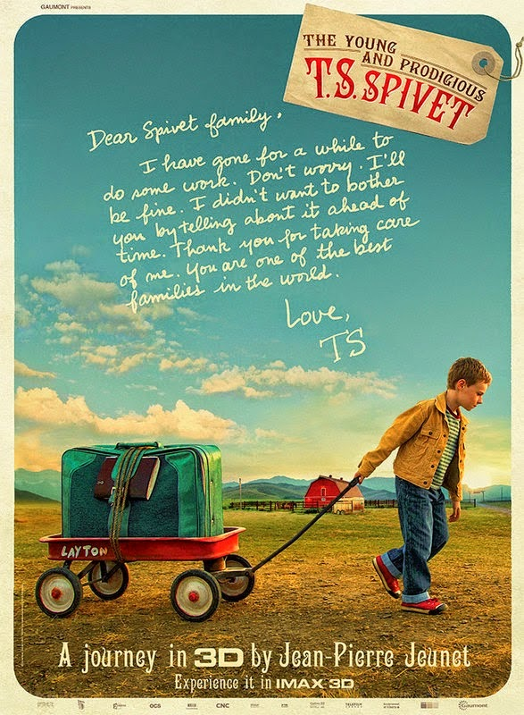 The Young and Prodigious T.S. Spivet 2013 BRRip tainies online oipeirates
