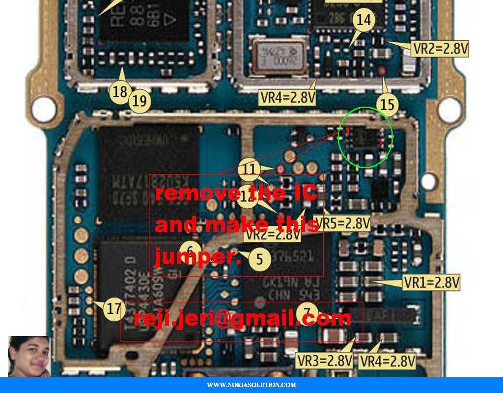 GSM REPAIRING IMAGE