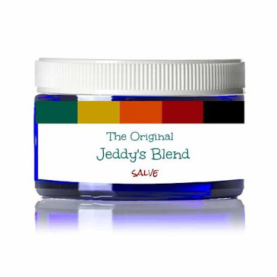 Jeddy's Blend - A Natural Alternative for ADHD, Anxiety, TMJ and more...