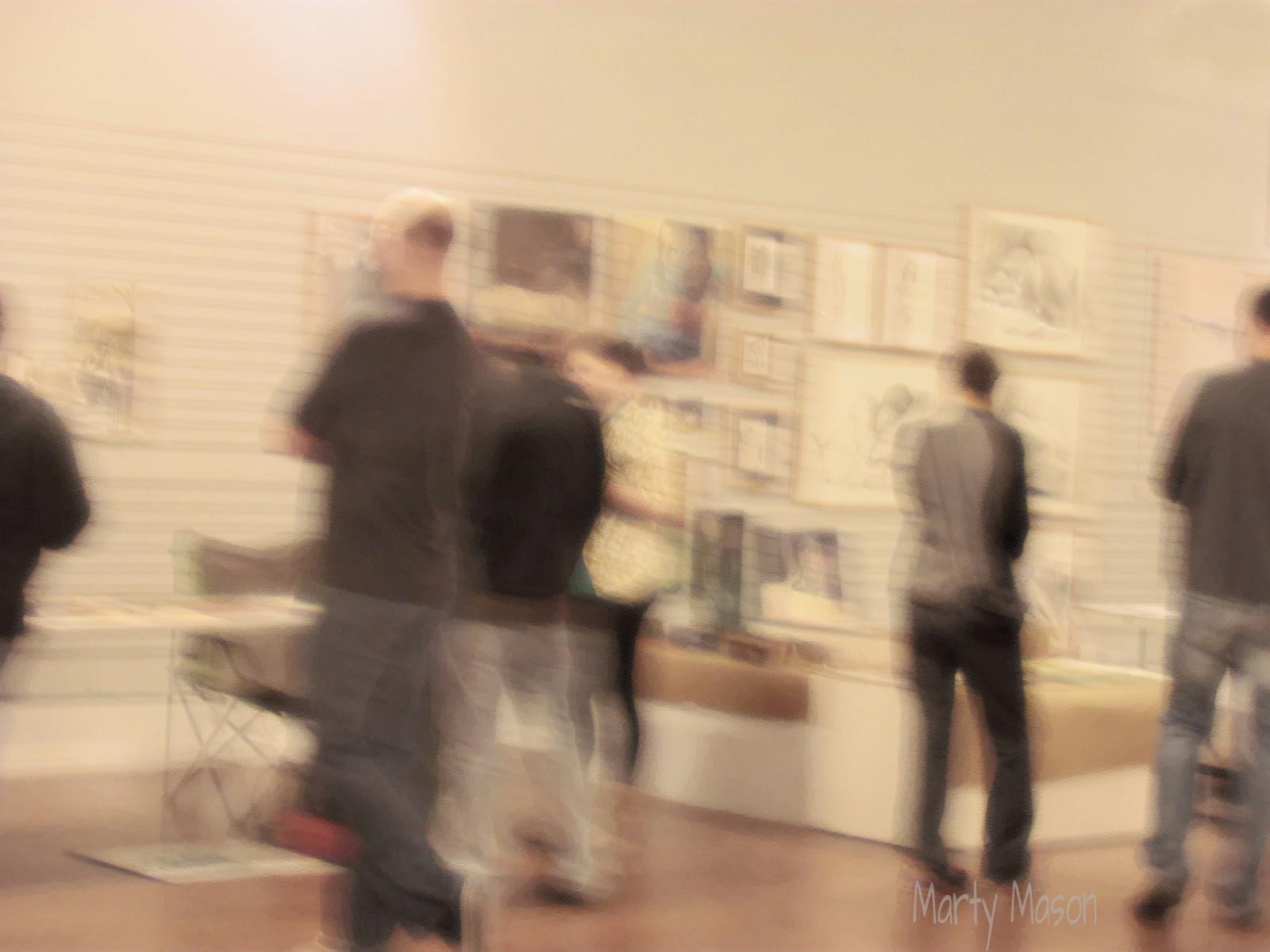 At the Art Tour