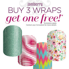 My Jamberry Website