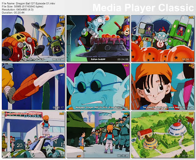 Download Film / Anime Dragon Ball GT Episode 01 Bahasa Indonesia